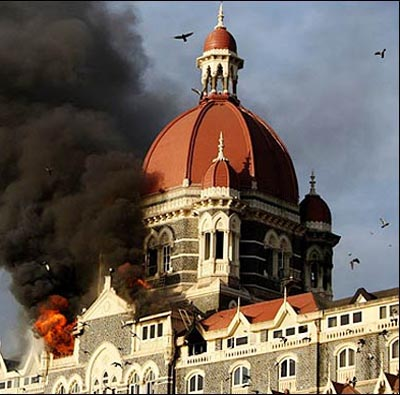 2 suicide attacks in mumbai were the first plot