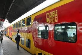 double decker rail will run from hawara to dhanbad