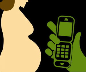 using mobile during pregnancy is risky