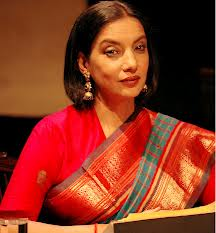 sabana azmi happy her acting